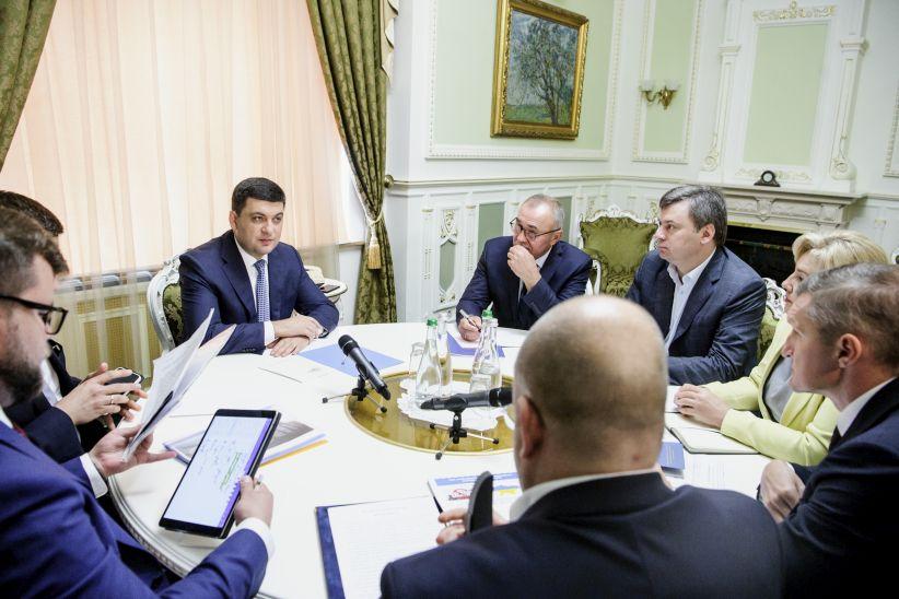 Контрабанда лісу в Україні сягає 6-8 млрд грн на рік – Гройсман