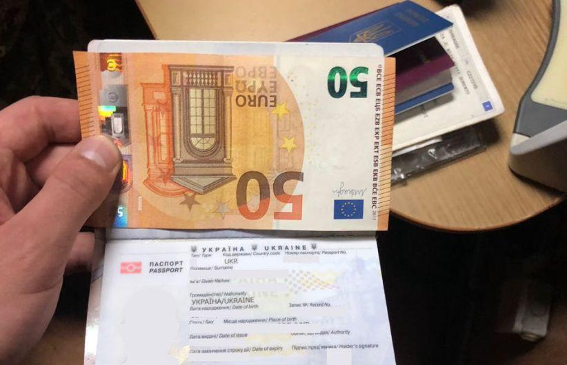 У Порубному буковинець з румунським паспортом намагався підкупити прикордонника