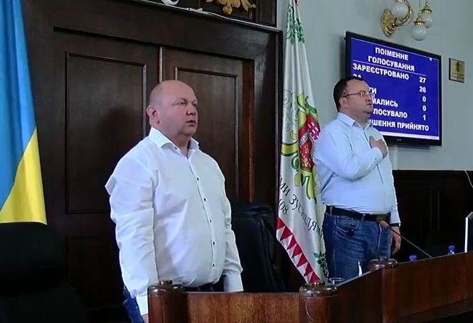 Оприлюднено текст обгрунтувань до проекту рішення про відставку Чернівецького міського голови Олексія Каспрука