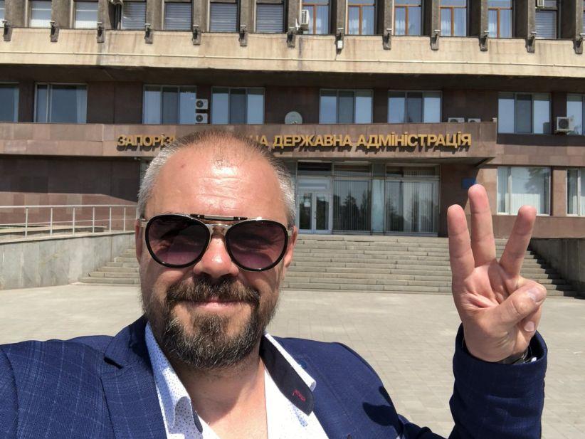 У Бердянську застрелили добровольця, котрий боровся проти екс-регіоналів