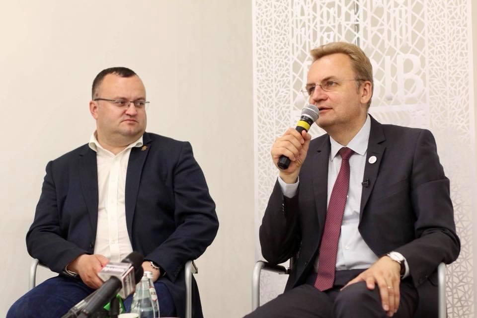 Андрій Садовий: Відсторонення мера Чернівців – це черговий виток нищення місцевого самоврядування