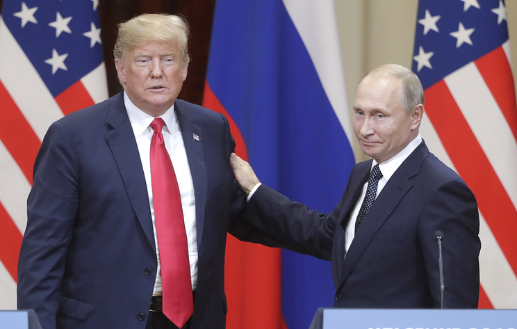 Трамп заявив, що нічим не поступався на переговорах з Путіним