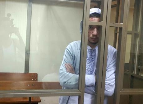 Викрадений і незаконно утримуваний: історія Павла Гриба, ще одного українського в'язня Кремля