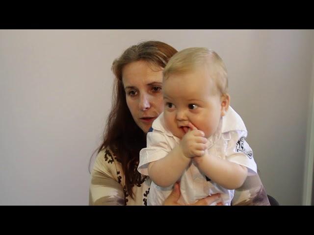9 місячному Даниїлу терміново потрібна операція на серці. Батьки просять про допомогу 01.08.2018