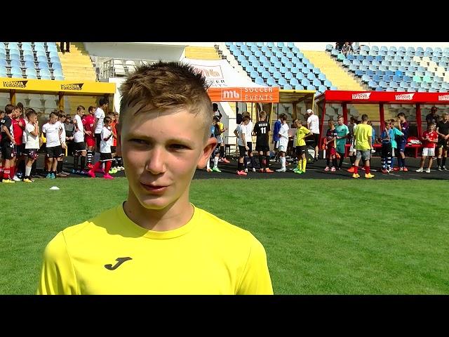 """Донецький """"Шахтар"""" відбирав у Чернівцях гравців до молодіжної академії"""