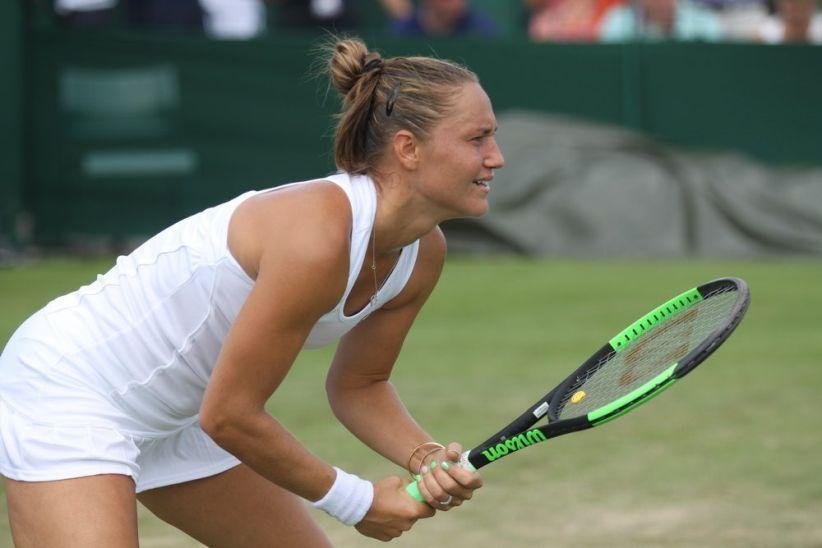 Українка Катерина Бондаренко вийшла до фіналу кваліфікації турніру Rogers Cup