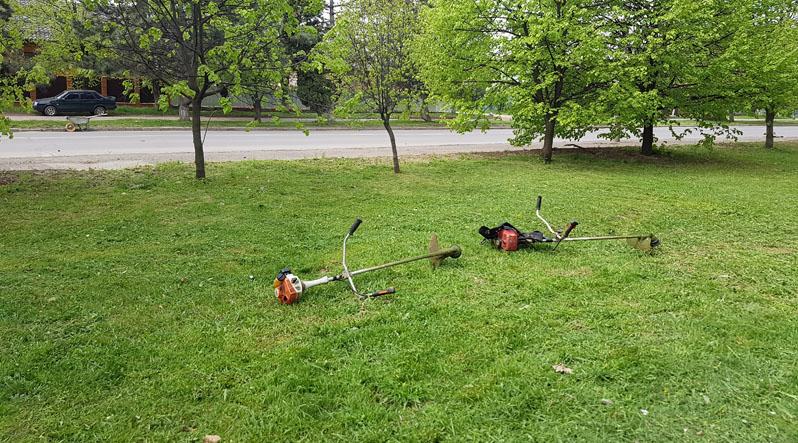 За несвоєчасне косіння газонів передбачено штраф 1700 грн – інспекція з благоустрою