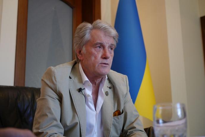 Тимошенко просила призначити Віктора Медведчука віце-прем'єром в її уряді – Ющенко