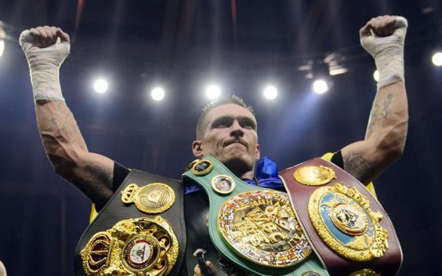 Український боксер став абсолютним чемпіоном світу