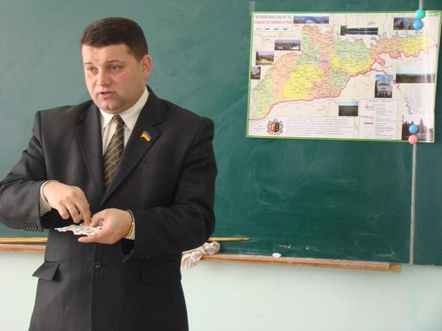 У Чернівцях представили заступника голови ОДА