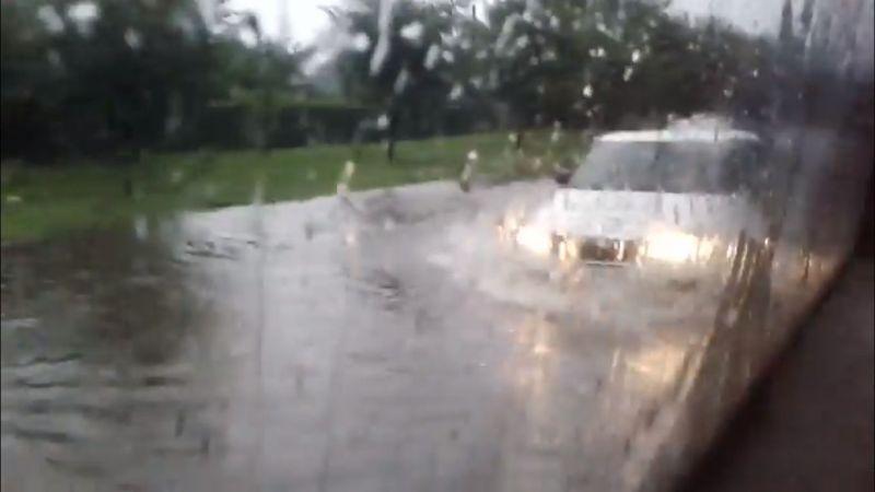 У багатьох областях України очікуються сильні зливи – ДСНС