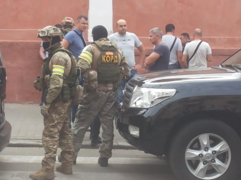 Працівники КОРДу затримали  у Чернівцях 5 осіб: деталі не розголошують