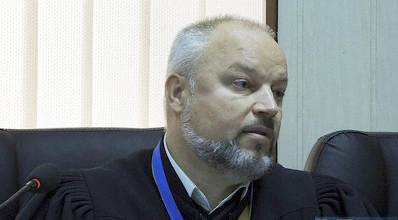 У столиці побили суддю, який веде справу про вбивство людей на Майдані