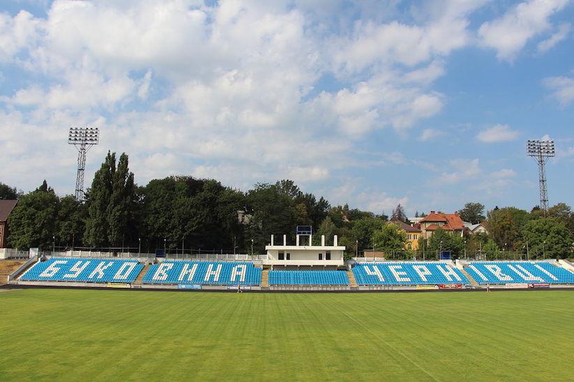 """Петицію про дах на стадіоні """"Буковина"""" зареєстрували у Чернівцях"""