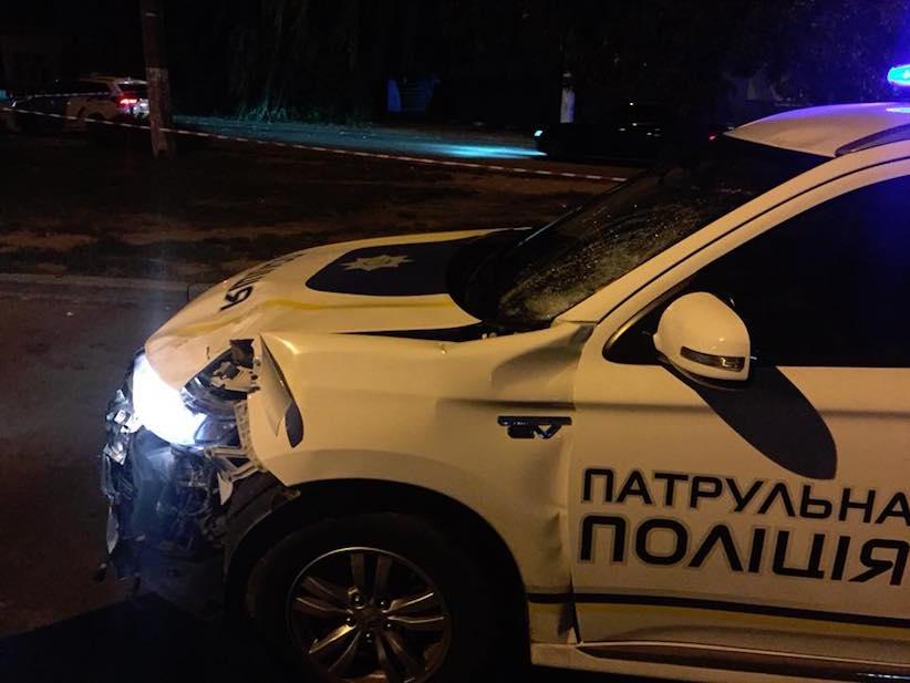 Керівник патрульної поліції Чернівців запевнив у прозорості і об'єктивності розслідування ДТП на Гравітоні