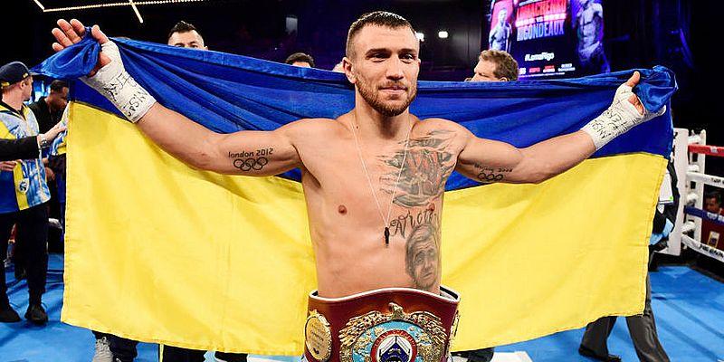 Український боксер очолив світовий рейтинг за версією talkSPORT