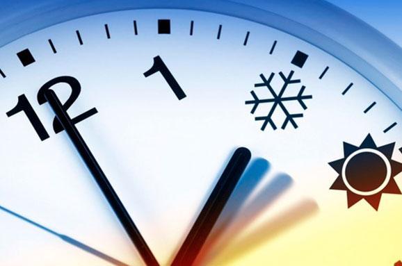 25 жовтня Україна перейде на зимовий час