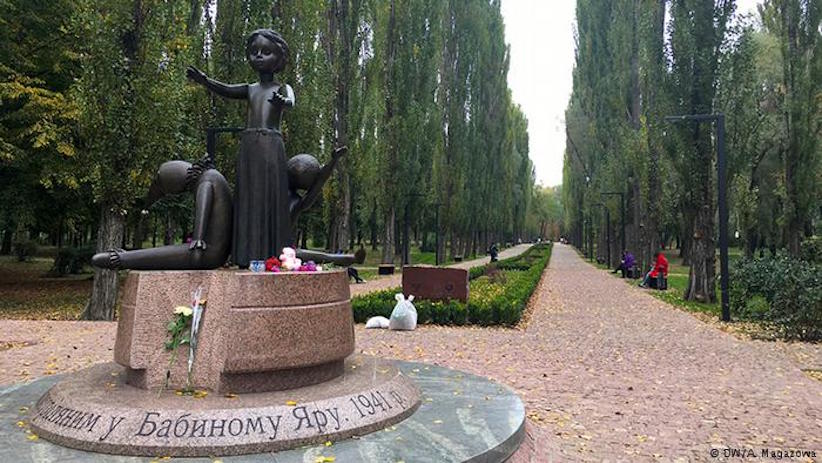 Сьогодні в Україні День пам'яті жертв Бабиного Яру