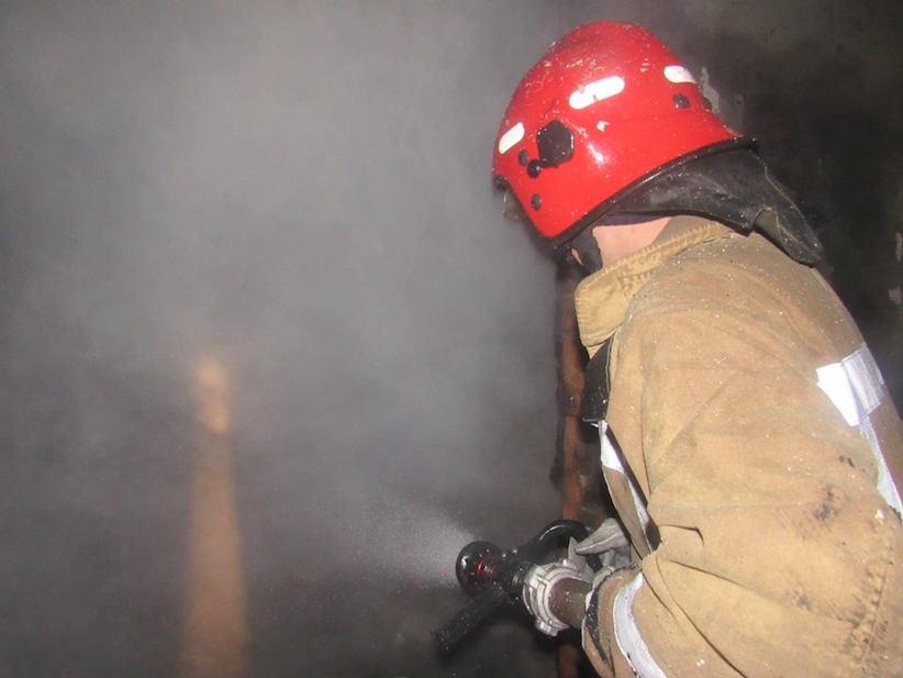 У Новоселиці під час пожежі загинув пенсіонер