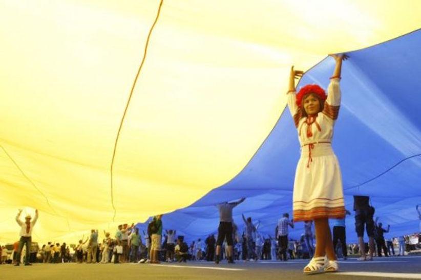 На святкування 30-річчя незалежності України планують витратити 5,5 мільярда гривень