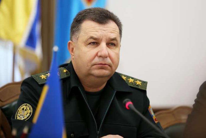 Полторак повідомив про розміри премій військовим до Дня Незалежності
