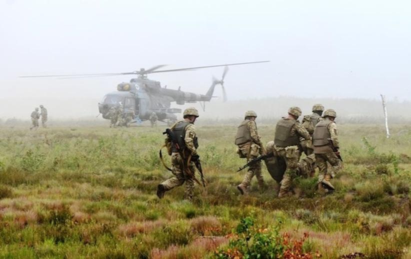 Війна на Донбасі: окупаційні війська продовжують використовувати заборонену зброю