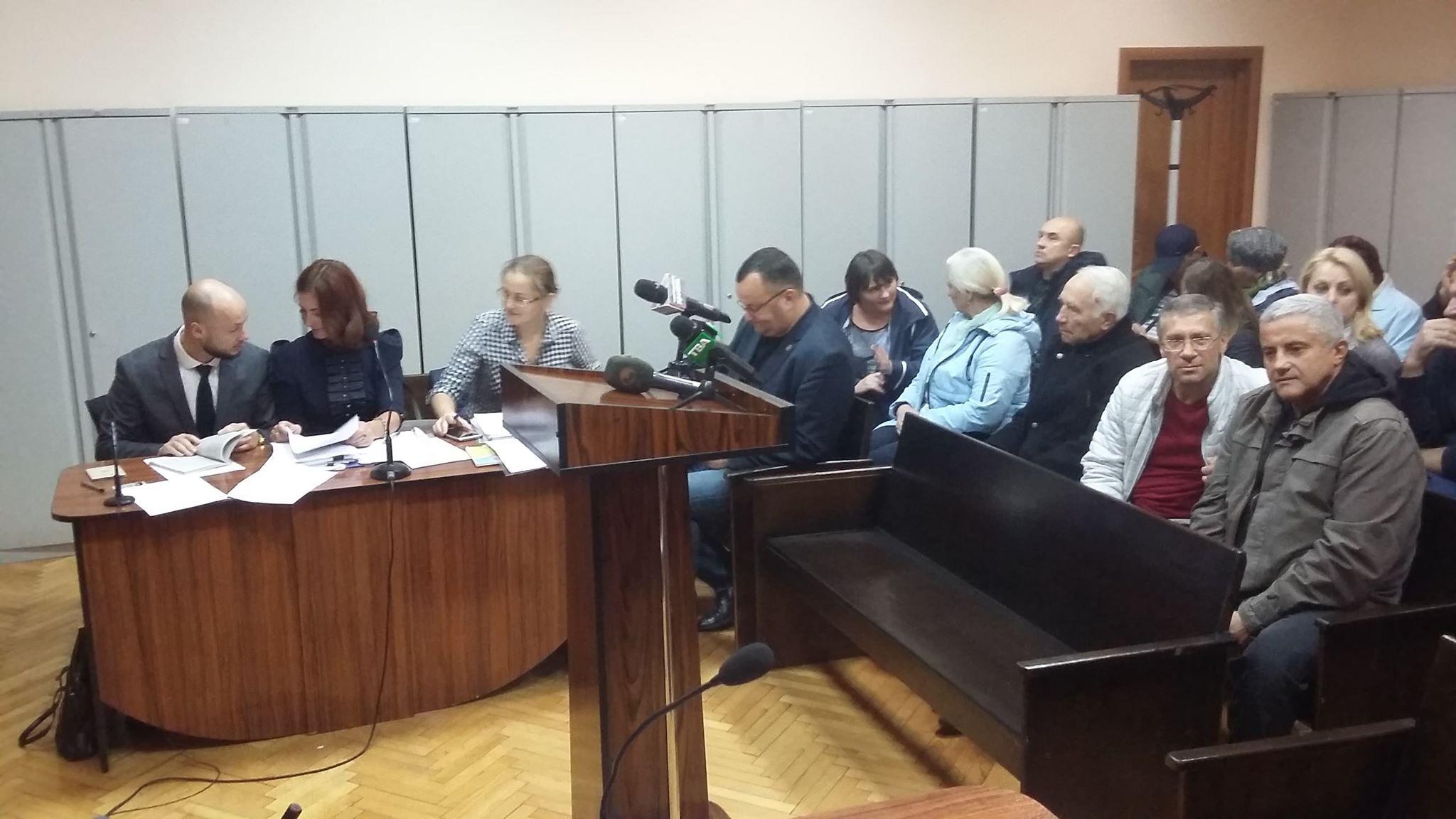 Каспрук проти Чернівецької міськради: завтра справу розглядатимуть по суті