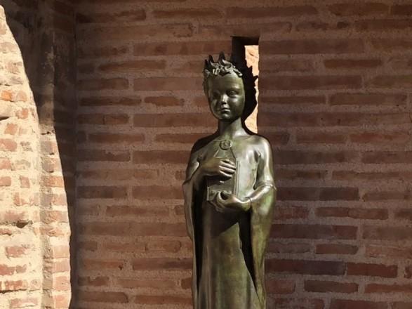 У Франції відкрили ще один пам'ятник Анні Ярославні