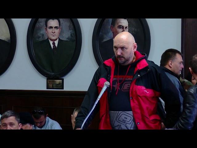 Начальника Управління патрульної поліції області Артура Шкроба вимагають звільнити з посади