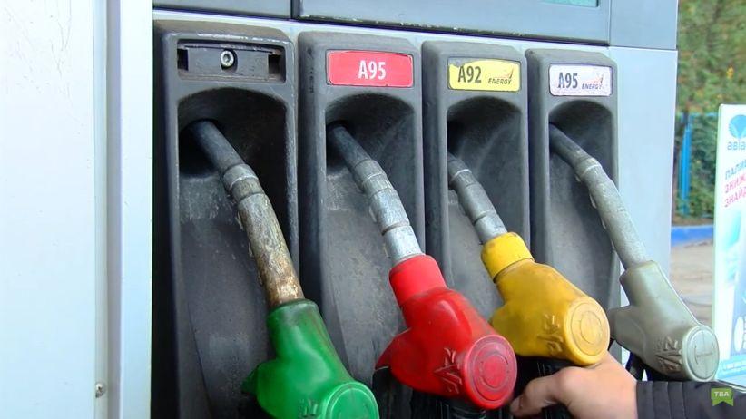 В Україні знижуються ціни на пальне