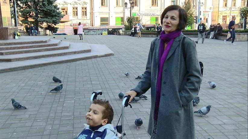 Чернівчани нагородили журналістку Оксану Драчковську народною відзнакою