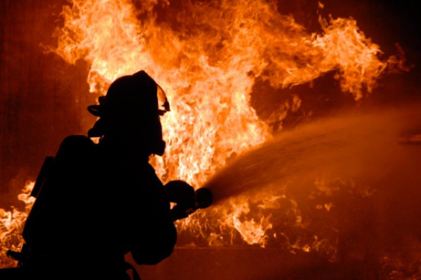 За останню добу у Чернівецькій області ліквідували п'ять пожеж