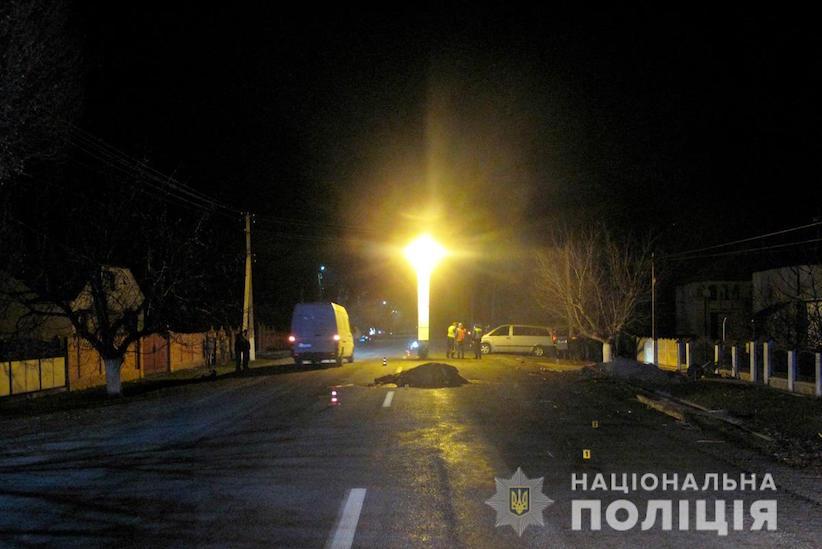Смертельна ДТП на Буковині: мікроавтобус зіткнувся з підводою