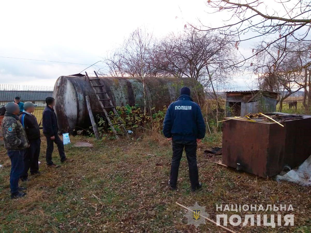 Поліція викрила схему розкрадання нафти на Буковині