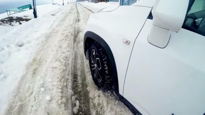 МВС та Нацполіція хочуть ввести відповідальність за несвоєчасну заміну літньої гуми на авто