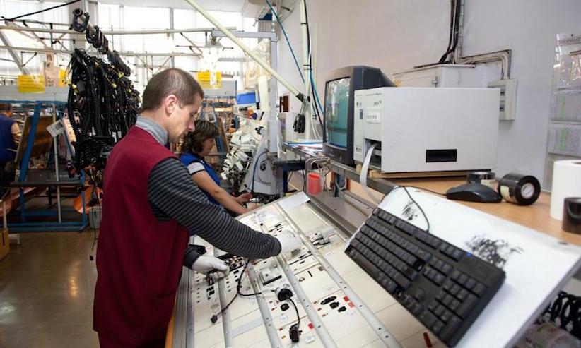 Буковина – у трійці лідерів за темпом зростання промислового виробництва