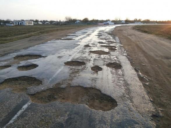 Українські дороги будуватимуть із синтетики