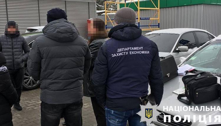 У Чернівцях затримали на хабарі інспектора ДСНС