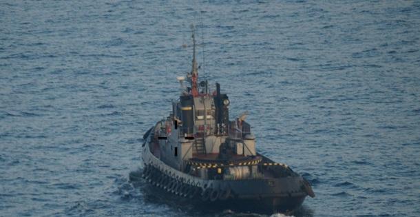 У мережу потрапили аудіозаписи переговорів російських та українських моряків