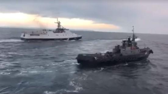 Ще трьох українських моряків заарештував суд в анексованому Криму