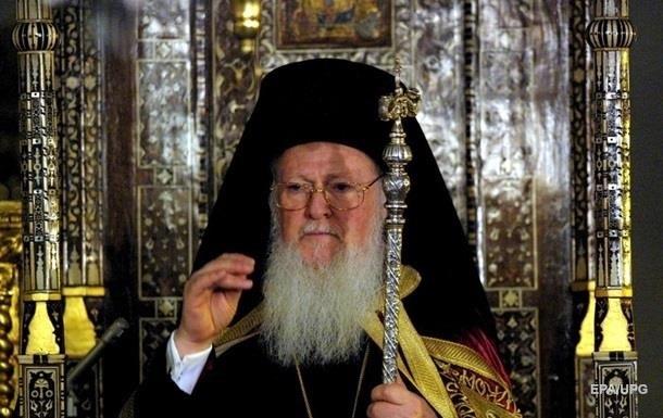 Вселенськй патріарх Варфоломій: Голодомор був добре спланованим геноцидом