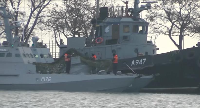 У НАТО закликали РФ звільнити українських моряків