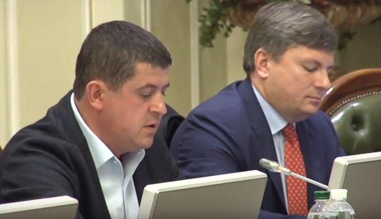Максим Бурбак закликав кандидатів у президенти дбати про збереження держави