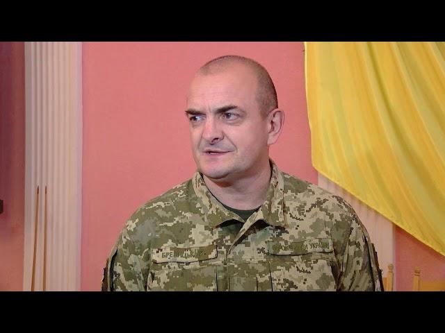 Шістьох офіцерів запасу з Буковини відправили до Збройних сил України