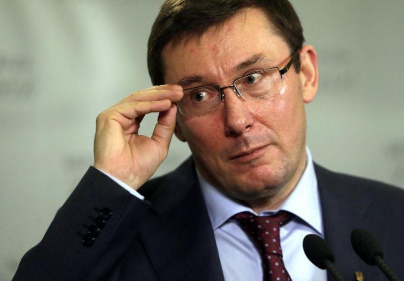 У Зеленського анонсували звільнення генпрокурора Луценка