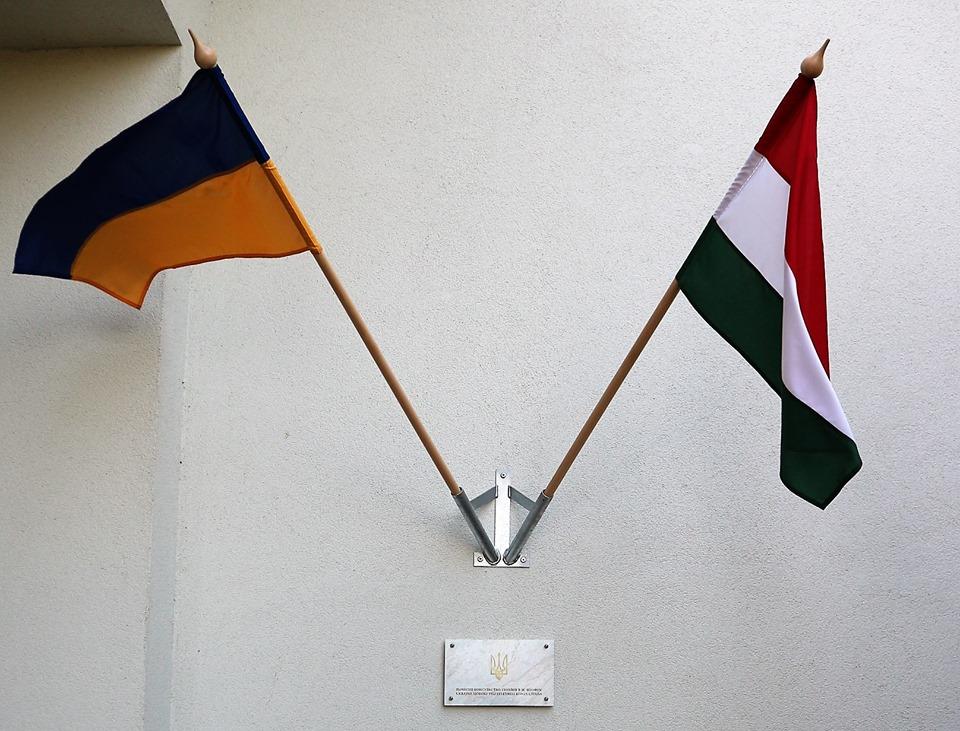 В Угорщині відкрили почесне консульство України
