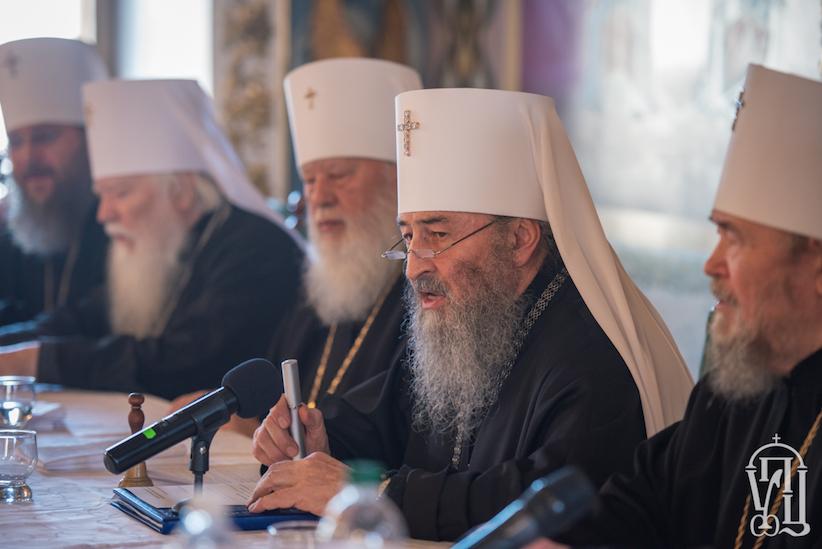 УПЦ Московського патріархату не буде об'єднуватися в єдину Українську церкву – Собор