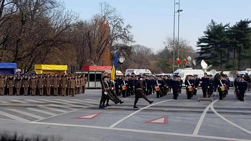 Румунія відзначає Національний день та Століття Румунської держави