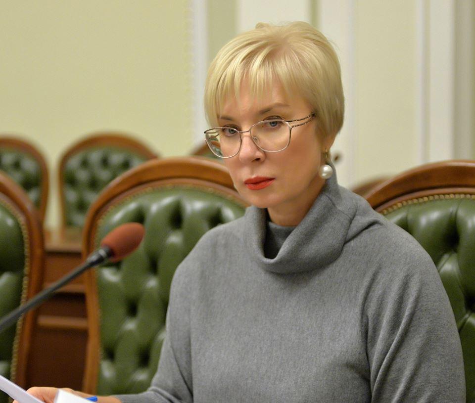Всі українські полонені вже мають власних адвокатів – Денісова