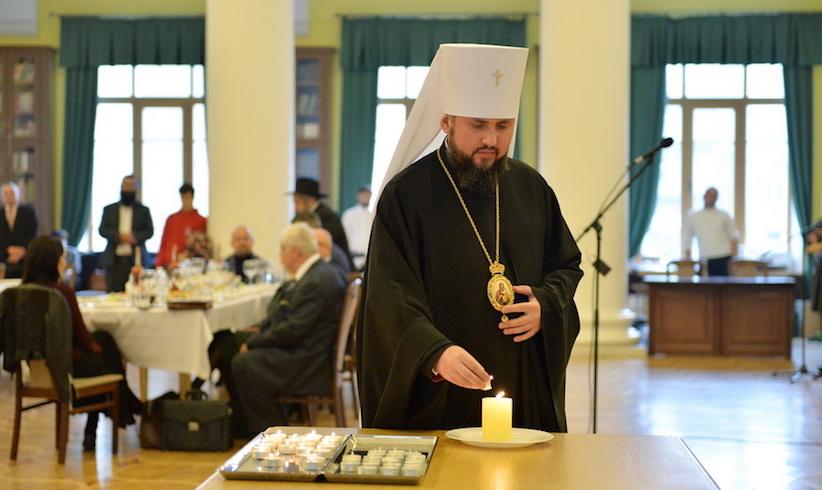 Собор КП обрав кандидатом на главу Об'єднаної церкви вихідця з Буковини